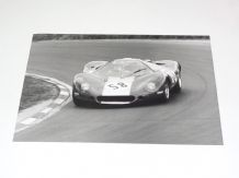 "Ford F3L 1969 BOAC 500  Frank Gardner. 7x5"" one-off photo by John Reeve"